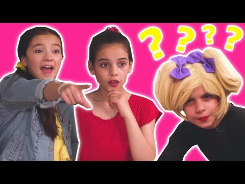 EVERYTHING IS DISAPPEARING! 💨 Princess Detective Mysteries - Princesses In Real Life | Kiddyzuzaa