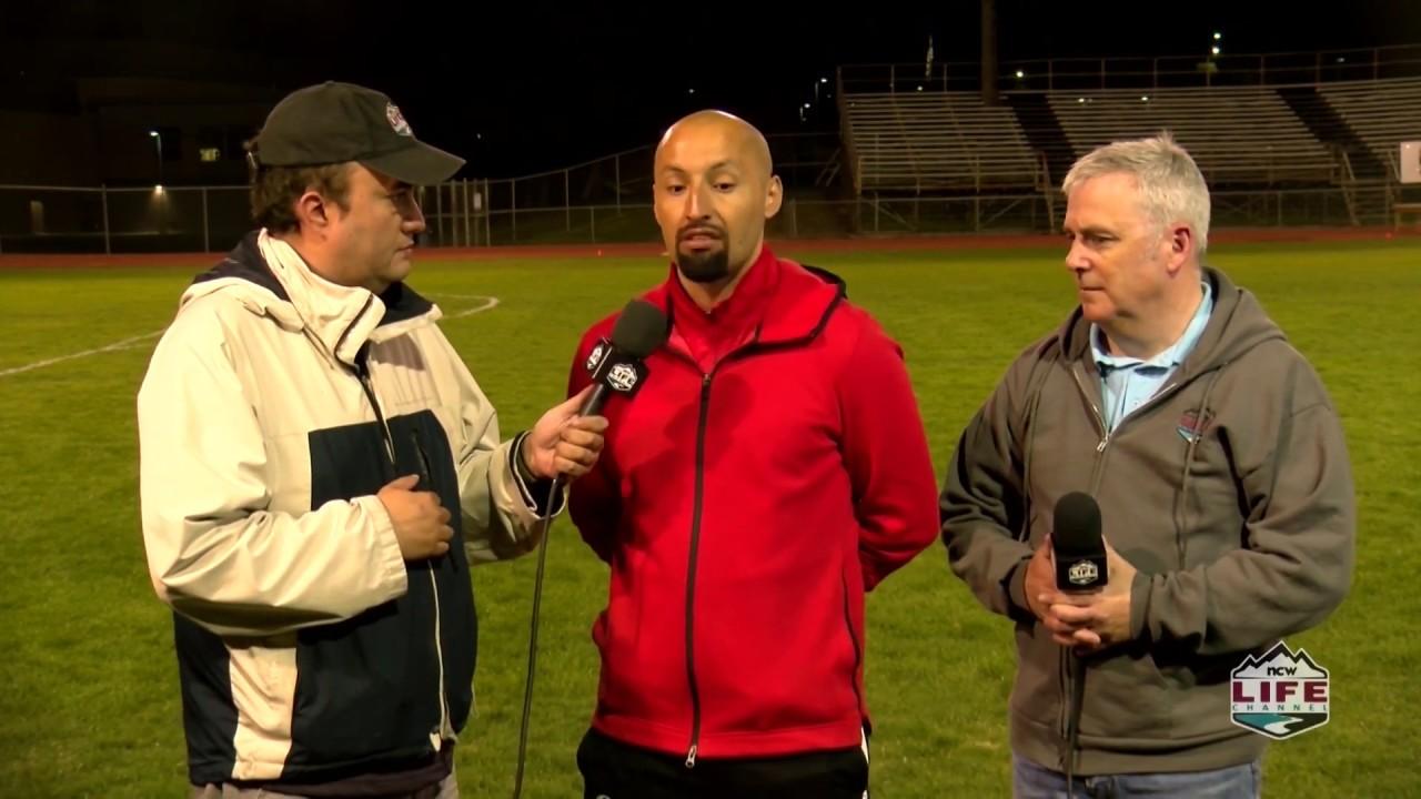 Eastmont vs Moses Lake Soccer Highlights 2019-04-12