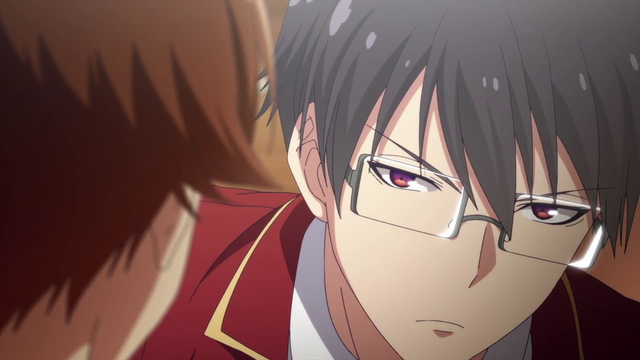 Classroom of the Elite Ep.5 -student council president ...