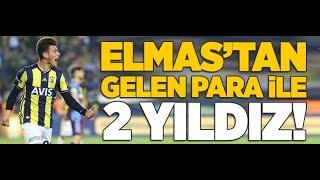 Fenerbahçe Eljif Elmastan gelen para ile 2 yıldızı kadrosuna katacak