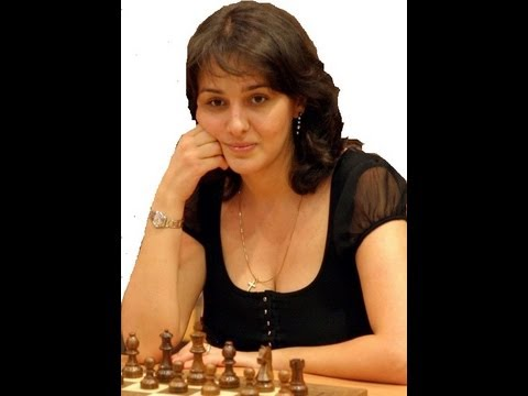 The Passed Pawn is a criminal: Maia Lomineishvili vs Petra Schuurman-Moldova 2005