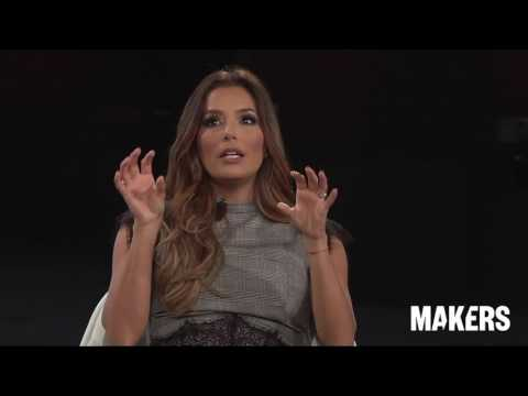 The 2017 MAKERS Conference: Eva Longoria on Being a Director ...