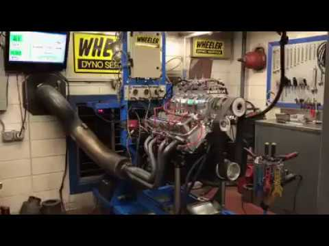 Blueprint bbc 496ci stroker blower engine youtube blueprint bbc 496ci stroker blower engine malvernweather