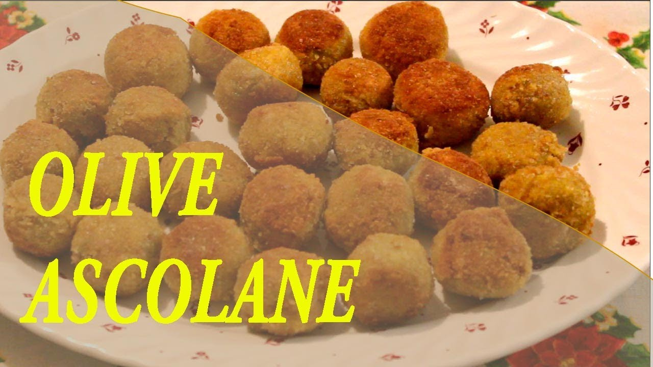 Ricetta Olive Ascolane Youtube.Olive Ascolane Youtube