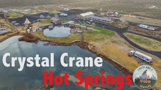 Leaving Bend ~ Arriving At & Exploring Crystal Crane Hot Springs ~S4E27