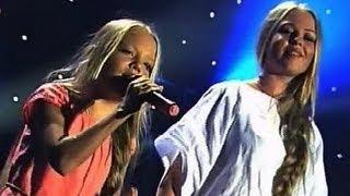 Анастасия Петрик и Виктория Петрик, I can