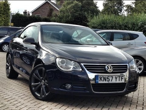 Volkswagen EOS 2.0 TDI Individual 2dr  SOLD BY CMC-Cars