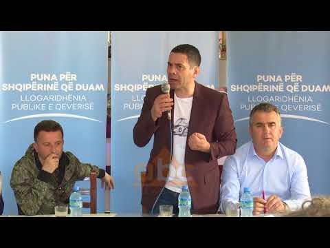 Ahmetaj ne Divjake | ABC News Albania
