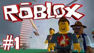 SKYWARS AND NATURAL DISASTERS IN ROBLOX ROBLOX IN ENGLISH #1