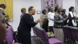 Samuel Kelsey District Meeting - OFFICIAL Night 5/22/15 - WAR CRY PRAISE BREAK