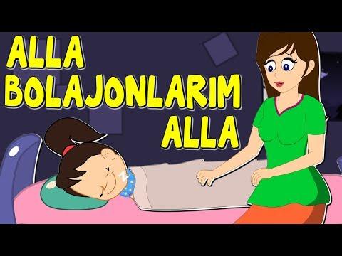 Алла Болажонларим Алла | Alla Bolajonlarim Alla | Узбекская Колыбельная | Sleep Baby Uzbek Lullaby