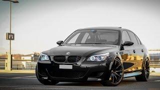 США. BMW M5 Обзор. Atlanta, Georgia