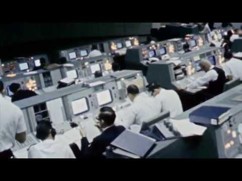 NASA's Mission Control, Houston, Celebrates 50th Anniversary