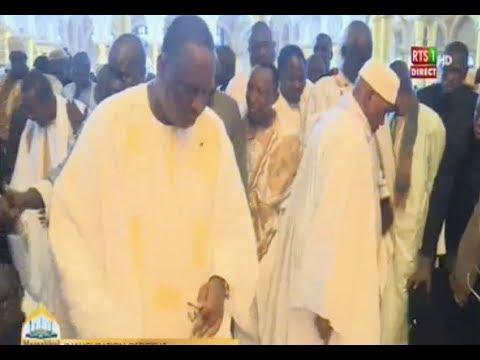 inauguration massalikoul Jinan: Abdoulaye wade et Macky Sall se retrouve