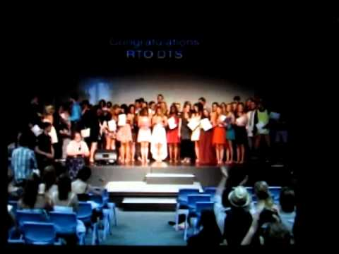 YWAM TOWNSVILLE  REEF TO OUTBACK DTS Graduation. June 2012 Part II