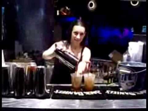 Bartender With Amazing Skills!!! - Youtube