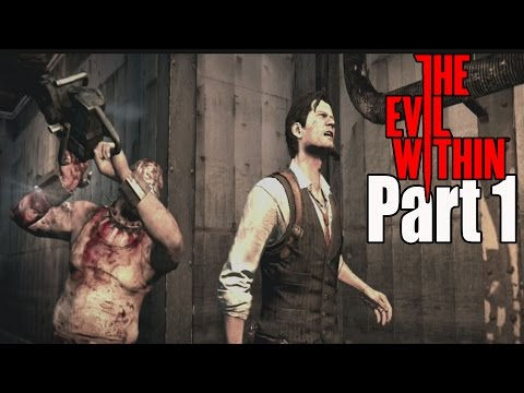 The Evil Within Walkthrough Part 1 - Chapter 1: An Emergency