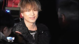Hiroomi Tosaka 登坂 広臣 / J Soul Brothers from Exile Tribe @ Paris...