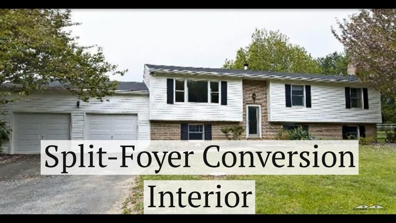 Split Foyer Converted to Two Story | Owings Brothers Contracting on