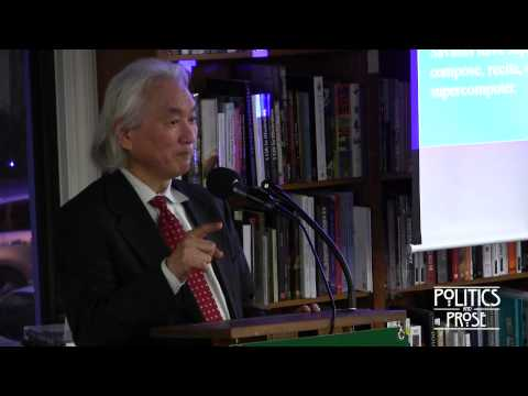 "Michio Kaku, ""The Future of the Mind"""