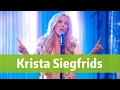 Krista Siegfrids Can You See Me Now BingoLotto 5 2 2017 mp3