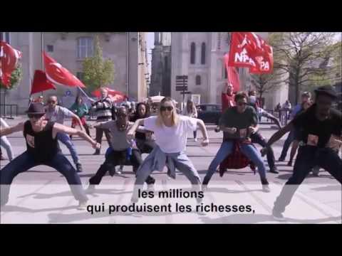 """Clip officiel de Philippe Poutou #2 : """"Votez pour un ouvrier et un programme anticapitaliste"""""""