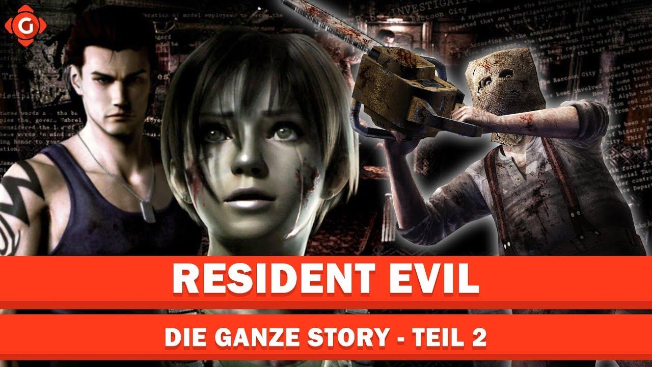 Resident Evil Teile