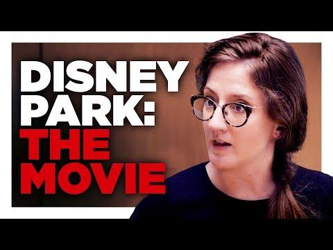 Disney Parks: The Next Big Movie Franchise