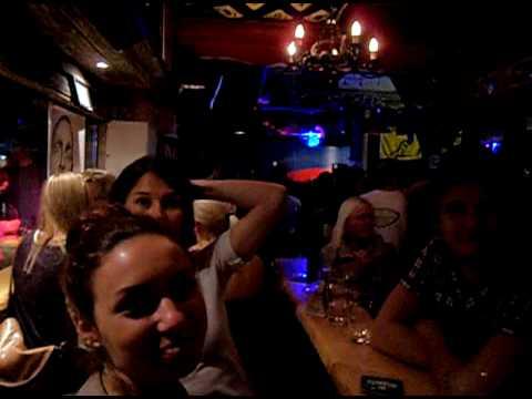 Final drinks at AUSTRALIA PUB - Helsinki, Finland