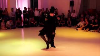 Gloria y Eduardo Arquimbau Ballhaus Rixdorf 2013 09 07 3