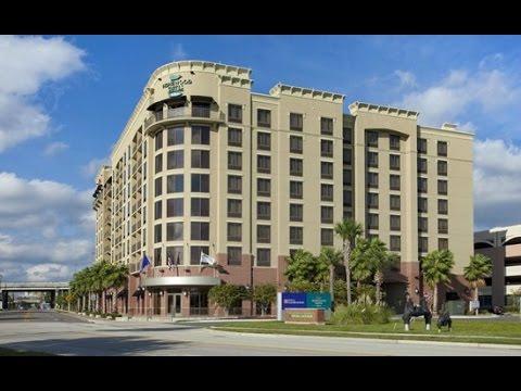 Hilton Garden Inn Jacksonville Downtown Southbank Jacksonville Hotels Florida Youtube