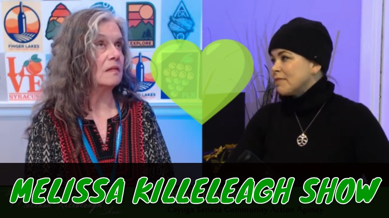 THE MELISSA KILLELEAGH SHOW: Diane Draheim & Josh Durso (podcast)