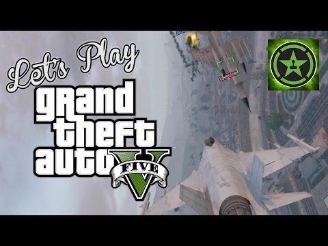 Let's Play – GTA V – Flight Missions