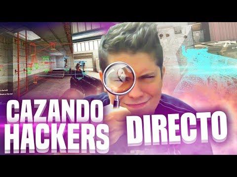? CAZANDO HACKERS EN DIRECTO | COUNTER STRIKE GLOBAL OFFENSIVE thumbnail