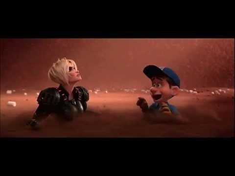 Wreck-It Ralph - Nesquik Sand.