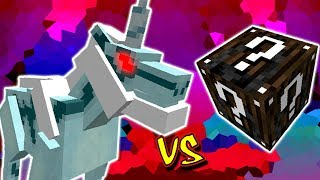 KIRIN VS. LUCKY BLOCK ESPECIAL (MINECRAFT LUCKY BLOCK CHALLENGE)