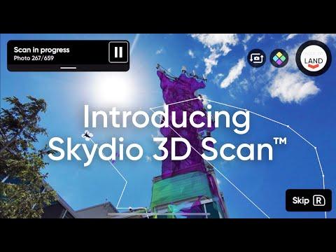 Introducing Skydio 3D Scan™