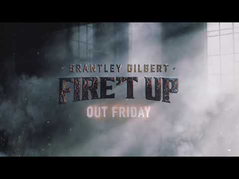 Brantley Gilbert | Fire't Up For Friday....#firetup #fireandbrimstone #bgnation