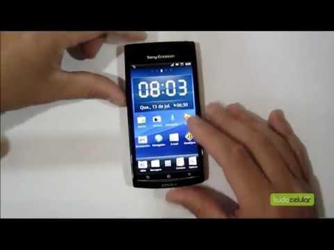 Sony Ericsson Xperia Arc: Prova em Vídeo | Tudocelular.com