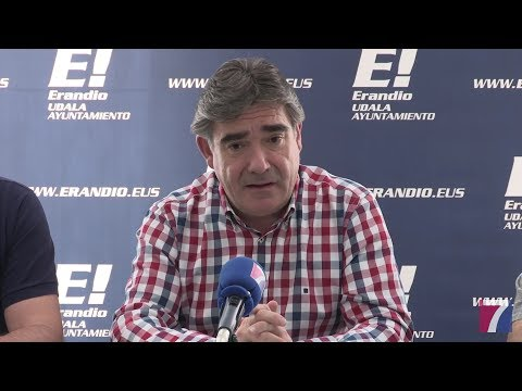 Erandio lanza una nueva campaña cívica