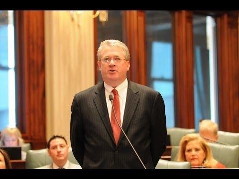 Illinois House Officially Inaugurates Jim Durkin as Minority Leader