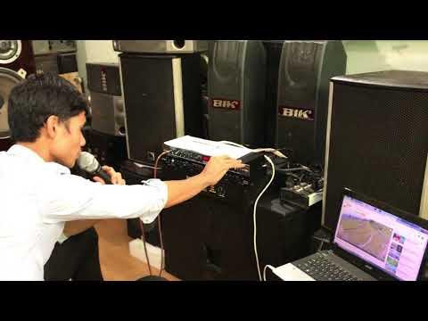 karaoke Tình Xưa Nghĩa Cũ test trên vang DBX 228XL_Gửi khách hàng xa hàng ngàn km_0984382283