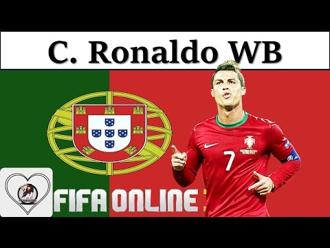 "I Love FO3 | Cristiano Ronaldo WB Review Fifa Online 3 New Engine 2016: ""Rô"" của Mùa World Best"