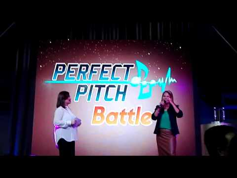 DOMINO - Lilibeth Garcia (Perfect Pitch Battle) _ THE VOICE of GRAND VIDEOKE