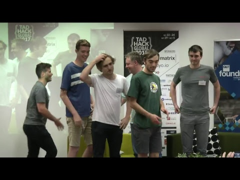 TADHack Global 2017 @ Brisbane on Sunday - Speaker Room