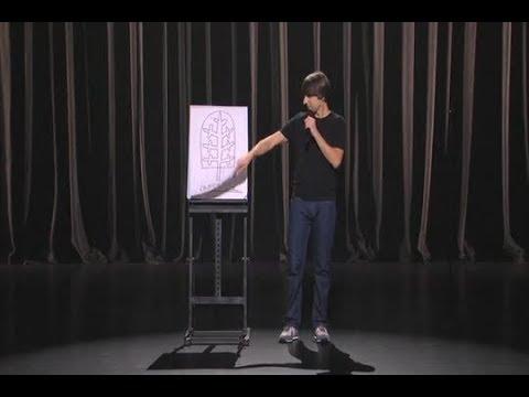 Demetri Martin  Standup Comedian Stand Up Show