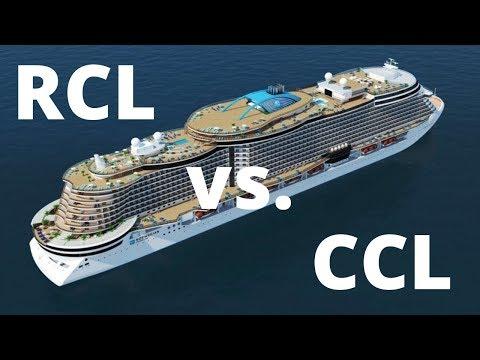 Выживут ли круизные компании? Carnival или Royal Caribbean Cruises