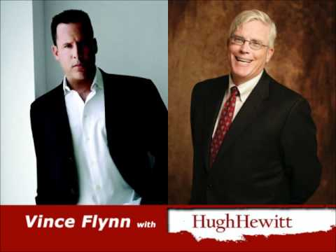 Vince Flynn on Hugh Hewitt Part 1