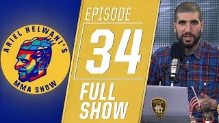 Francis Ngannou, Stipe Miocic, Michael Page | Ariel Helwani's MMA Show [Ep. 34 - 2/18/2019]
