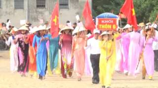 Dai hoi the duc the thao xa Cam Linh huyen Cam Xuyen Lan thu 8 nam 2017